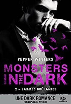 Livres Couvertures de Monsters In The Dark, Tome 2 : Larmes Brûlantes