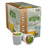 Caza Trail Tea, Green Tea, 24 Single Serve Cups