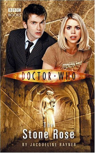"Cover of ""The Stone Rose (Doctor Who)"""