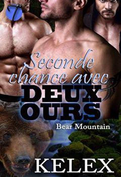 Livres Couvertures de Seconde chance avec deux ours (Bear Mountain t. 5)