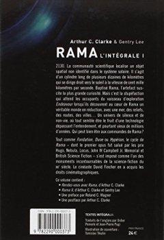 Livres Couvertures de Rama l'Intégrale, Tome 1 : Rendez-vous avec Rama ; Rama II