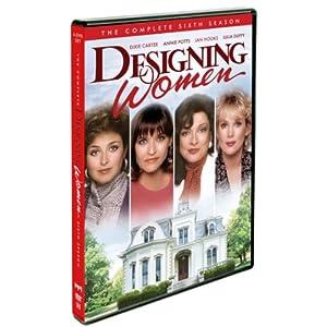 Designing Women: The Complete Sixth Season