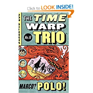 Marco? Polo! #16 (Time Warp Trio)