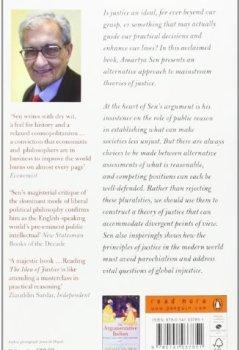 Livres Couvertures de The Idea of Justice
