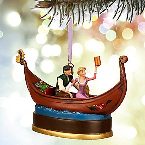 Disney Tangled Rapunzel Christmas Ornament
