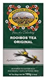Rooibos Tea: 100% Natural Original South African Red Bush Healthy Herbal Tea - Caffeine Free, Calorie Free, Antioxidant & Mineral Rich (40 Bag Count 3.5oz). Grown At High Altitude in Natural Habitat.