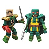 Minimates: Marvel Series 54 Baron Strucker vs. Hydra Elite Action Figure 2-Pack おもちゃ [並行輸入品]