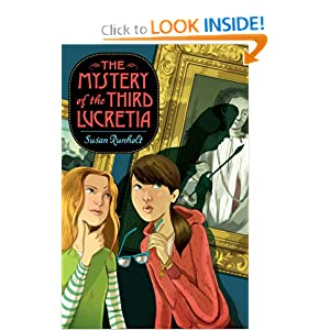 The Mystery of the Third Lucretia (A Kari and Lucas Mystery)