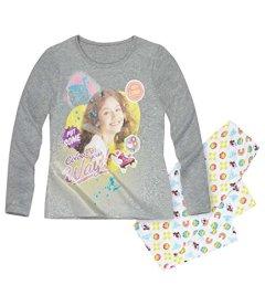 Disney-Soy-Luna-Chicas-Pijama-2016-Collection-Gris