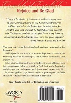 Livres Couvertures de Rejoice and Be Glad: Gaudete Et Exsultate