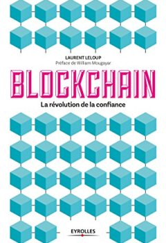 Livres Couvertures de Blockchain: La révolution de la confiance