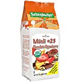 Chocolate + Strawberry Organic Cereal(Pack of 6)