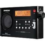 Sangean PR-D7 BK AM/FM Digital Rechargeable Portable Radio for $58.56 + Shipping