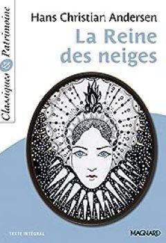Livres Couvertures de La Reine Des Neiges