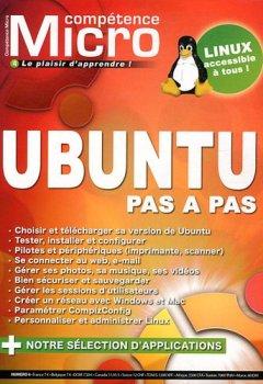 Livres Couvertures de Ubuntu pas à pas