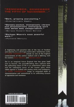 Livres Couvertures de V for Vendetta New (New Edition TPB)
