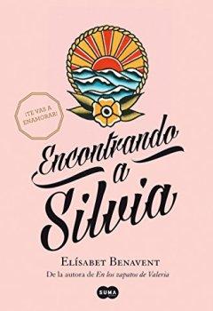 Portada del libro deEncontrando a Silvia (Saga Silvia 2)