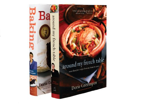 Cooking With Dorie Greenspan (2 Books)