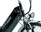 Elektrofahrrad Akku REX 2309 36 V Bleiakku EBike E Bike Prophete Fahrrad accu