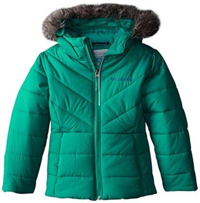 Columbia-Little-Girls-Katelyn-Crest-Jacket-Mayan-Green-XX-Small