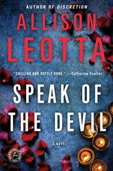 Speak of the Devil: A Novel (Anna Curtis Series) by Allison Leotta| wearewordnerds.com