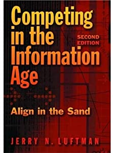 "Cover of ""Competing in the Information Ag..."