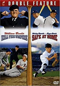 "Cover of ""Baseball Double Feature - Kill ..."