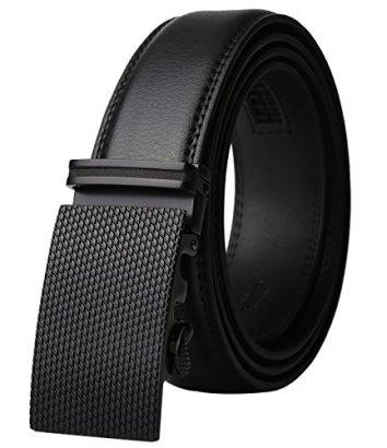 Dante-Mens-Leather-Ratchet-Dress-Belt-with-Automatic-Buckle-Elegant-Gift-Box