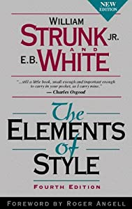 "Cover of ""The Elements of Style, Fourth E..."