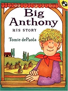 """Cover of """"Big Anthony: His Story"""""""