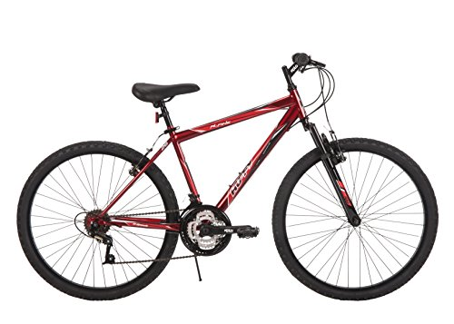 Huffy Bicycles 26326 Men's Alpine Bicycle, Metallic Crimson