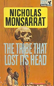 "Cover of ""The Tribe That Lost Its Head"""