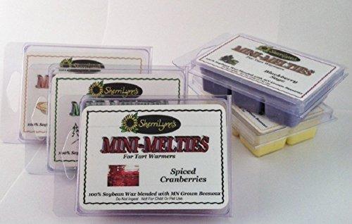 100% Soy Wax Tart Melts 5 Pack Handmade by SherriLynn's & The Sunflower Boutique
