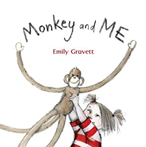 """Cover of """"Monkey and Me"""""""