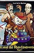 Leo und die Abenteuermaschine / Das Hörspiel für schlaue Kids: Leo und die Abenteuermaschine Folge 1 von 6 Kinderhörspiel