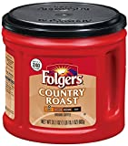 Folgers Country Roast Ground Coffee 31.1 Ounce