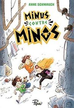 Livres Couvertures de Minus Contre Minos