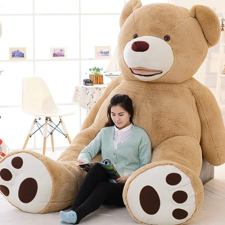 Gigantic Large Teddy Bear