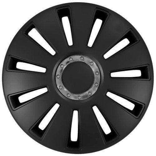 Radzierblenden / Radkappen Silverstone Pro Black 17 Zoll