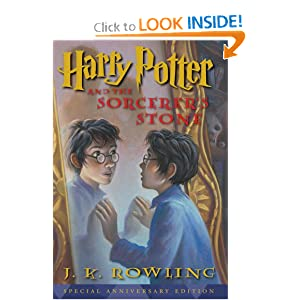 Harry Potter and the Sorcerer's Stone: 10th Anniversary Edition (Harry Potter)