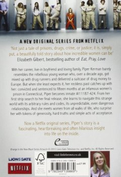 Livres Couvertures de Orange Is the New Black: My Time in a Women's Prison