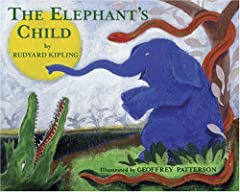 "Cover of ""The Elephant's Child"""