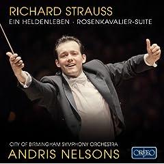 Strauss: Ein Heldenleben; Suite from Der Rosenkavalier