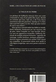 Livres Couvertures de Le Tailleur de pierre