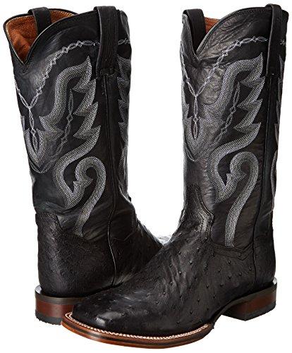 cf4e9dbfca1 Dan Post Men's Chandler Western Boot,Black,7.5 D US   AuthenticBoots ...