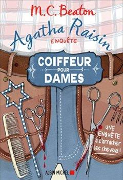 Livres Couvertures de Agatha Raisin Enquete 8 - Coiffeur pour Dames
