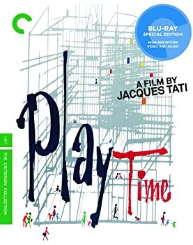 """Cover of """"Playtime- Criterion Collection ..."""