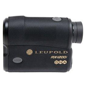 Leupold 119359 RX-1200i with DNA Laser Rangefinder, Black