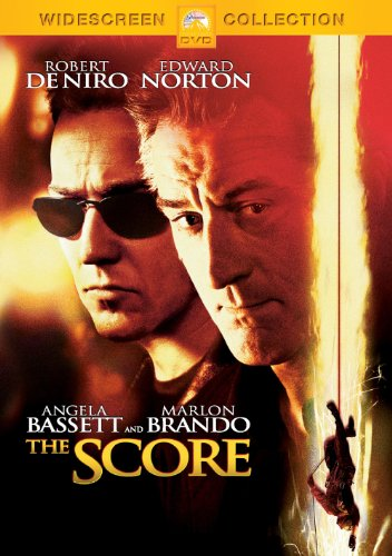 video review,score,2001,(VIDEO Review) Score, The (2001),