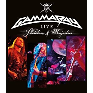 Gamma Ray - Skeletons & Majesties Blu-Ray Review